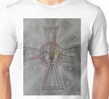 Royal Cross Unisex T-Shirt