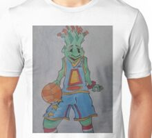 Squirt with basketball Unisex T-Shirt