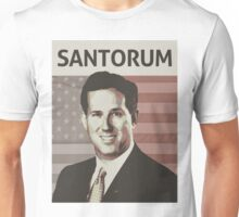 Rick Santorum Unisex T-Shirt