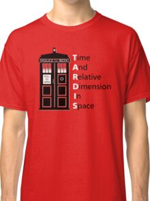 tIME bOX 3 Classic T-Shirt