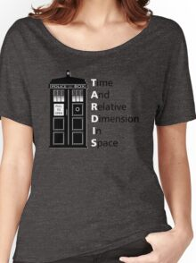tIME bOX 3 Women's Relaxed Fit T-Shirt