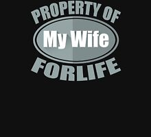 Property Of My Wife Unisex T-Shirt