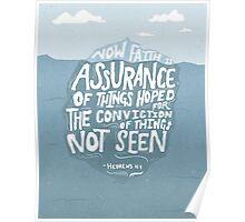 Assurance. Poster