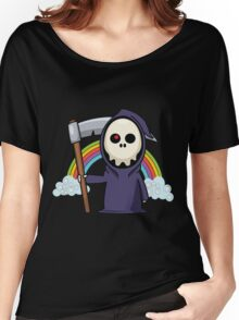 Happy Little Death or La petite mort Women's Relaxed Fit T-Shirt