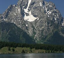 Tetons-Jenny Lake by chrysopeia