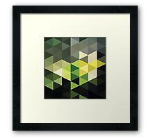 Another Touch of Green Framed Print