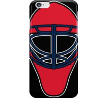 Washington Goalie iPhone Case/Skin