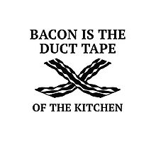 Duct Tape Of The Kitchen Photographic Print