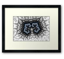Geometric Patterns No. 32 Framed Print