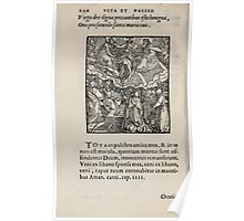 Contemplation Life and Passion Our Lord Jesus Christ Albrecht Durer 1557 0104 Poster