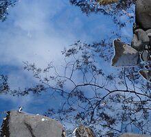 A Sky With Rocks by kimathy
