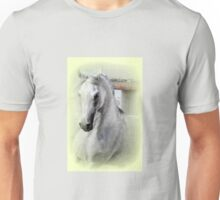 Arabian Horse featured in Just the Horse & Equine Art & Photography Unisex T-Shirt