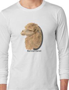Bactrian Camel Long Sleeve T-Shirt