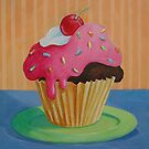 Cupcake 1 by nancy salamouny