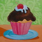 Cupcake 2 by nancy salamouny