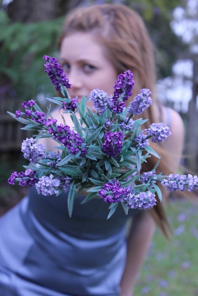 Lavender Lady by Carol James