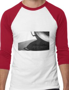 Kitchen Colander Shadows & Light Men's Baseball ¾ T-Shirt