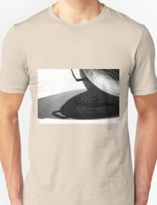 Kitchen Colander Shadows & Light T-Shirt
