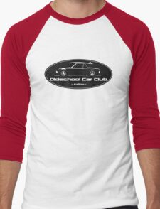 914 & Surf Sticker Men's Baseball ¾ T-Shirt