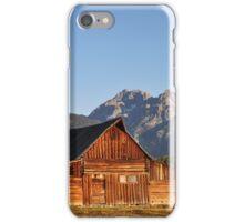John Moulton Barn iPhone Case/Skin