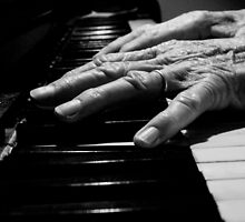The Pianist by Robert Knapman
