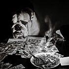 The Gangster !! by Pene Stevens
