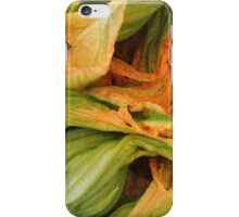 Fior Di Zucca iPhone Case/Skin