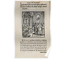 Contemplation Life and Passion Our Lord Jesus Christ Albrecht Durer 1557 0012 Poster