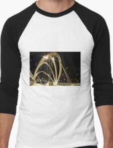The bridge Men's Baseball ¾ T-Shirt