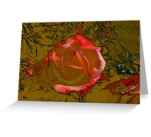 A Rose by any Name Greeting Card