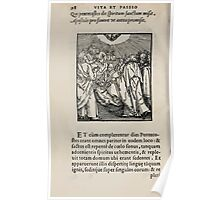 Contemplation Life and Passion Our Lord Jesus Christ Albrecht Durer 1557 0102 Poster