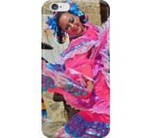 Mexican Dancer iPhone Case/Skin