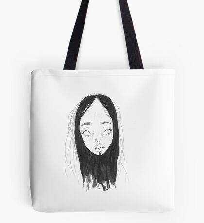 Space Babe #36 Tote Bag