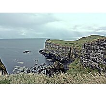 Antrim Coastal View Photographic Print