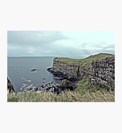 Antrim Coastal View Photographic Print