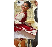Mexican Dancers iPhone Case/Skin