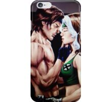 Rogue and Gambit iPhone Case/Skin