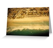 surfers paradise 1953 Greeting Card