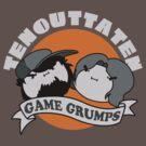 Game Grumps Tenouttaten Shirt by NiGHTSflyer129