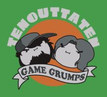 Game Grumps Tenouttaten Shirt One Piece - Short Sleeve