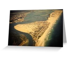 southport 1953 Greeting Card