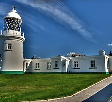 Pendeen Lighthouse by Rob Hawkins
