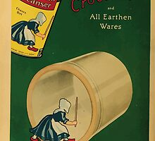 Advertisements Photoplay Magazine October 1917 through March 1918 0432 Old Dutch Cleanser by wetdryvac