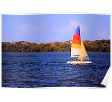Sailing Home >> Poster