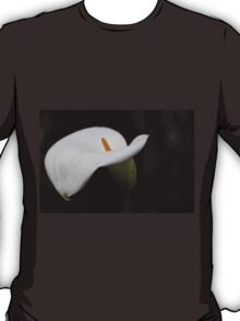 calla lily in the garden T-Shirt