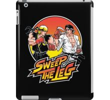 Sweep the Leg iPad Case/Skin
