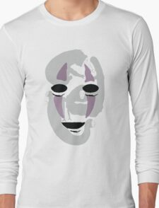 The Spirit With No Face Long Sleeve T-Shirt