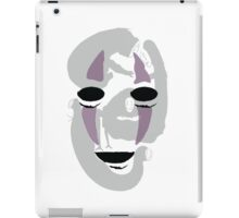 The Spirit With No Face iPad Case/Skin