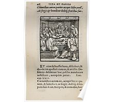Contemplation Life and Passion Our Lord Jesus Christ Albrecht Durer 1557 0052 Poster