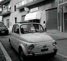 Fiat 500 by jasongambone74